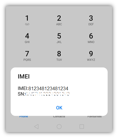 what is imei number